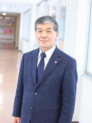 長岡技術科学大学長 東 信彦